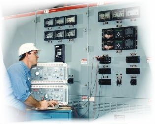 Electrical testing services for circuit breakers, protective relays, substations and more